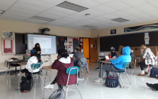 Briarcliff Teacher Adapts Curriculum to Accommodate Students Applying for College