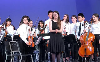 Briarcliff Students Perform in Rivertowns Music Festival