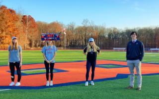 Four Briarcliff Seniors Attend the National Letter of Intent Ceremony