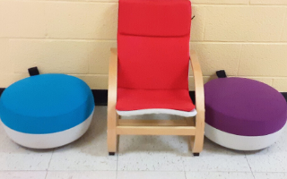 Flexible Seating in Elementary School Offer Students Choice and Movement