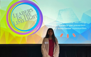 Briarcliff Sophomore Recognized in Leaders in the Limelight Event
