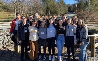 BHS Students Attend Theater Association Conference