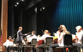 Orchestra and Chorus Spring Concert Showcases BMS Talent