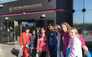Seventh Graders Attend Annual Leadership Conference