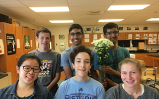 Six BHS Students Score in top 5% on University of Waterloo's Avogadro Exam