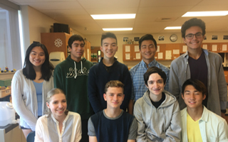 BHS Students Recognized for Excellence in Chemistry by University of Waterloo