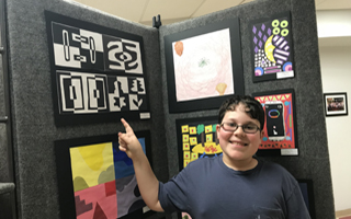 BMS Students Share and Create Art!