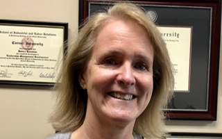 Todd Welcomes New Principal: Mrs. Colleen O'Neill-Mangan