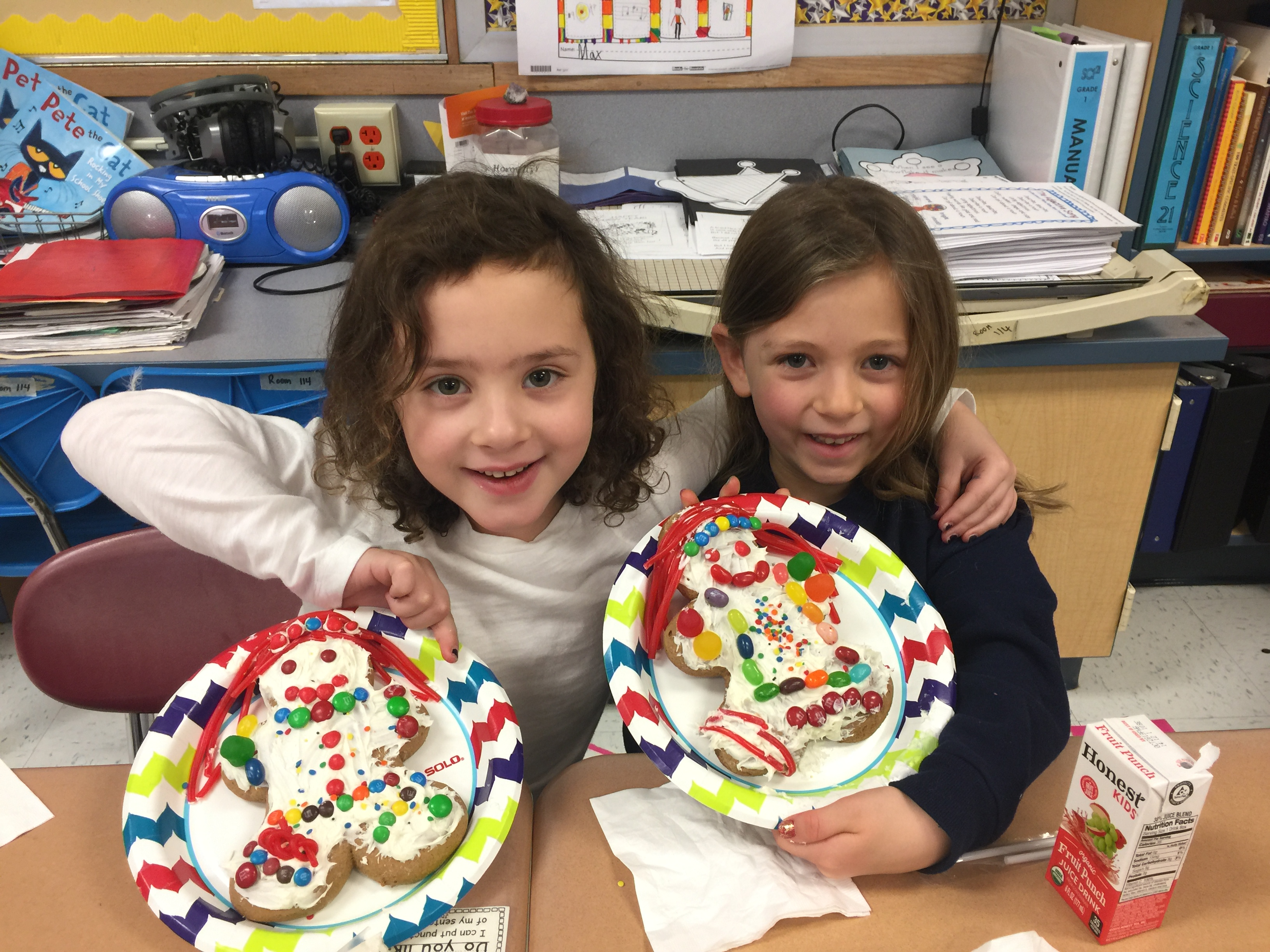 The Gingerbread Boy: A delicious reading unit!