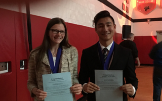 Briarclff Science Research Shines at WESEF