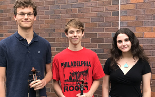 BHS Students Recognized by NYSSMA