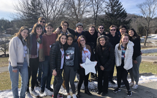 BHS Sends Representatives to the NYSTEA Student Conference