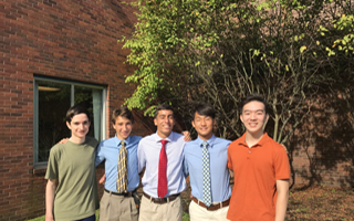 FIVE Briarcliff Students Named 2020 National Merit Scholarship Competition Semifinalists