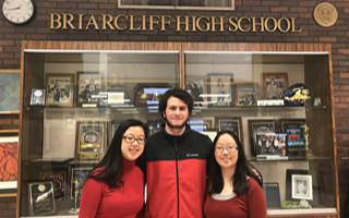 Breaking news: BHS Class of 2019 Valedictorian and Salutatorians Announced!