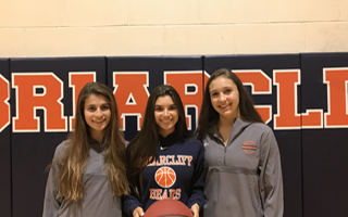THREE Lady Bears Named to All-State Teams