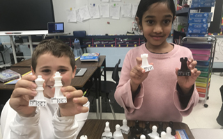 New chess program for 4th graders boosts critical, STEM thinking