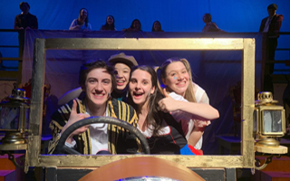BHS Production of Chitty Chitty Bang Bang Nominated for Metropolitan High School Theater Awards