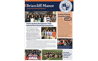 Briarcliff Schools Fall Newsletter Available Online