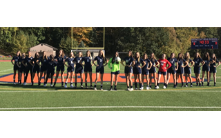 Girls Soccer – 3-0 Senior Day Victory; Heading into Playoffs Strong- Opening Round Friday, 10/25 Home