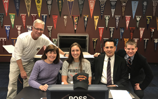 Madeline Plank Commits to Princeton on National Signing Day