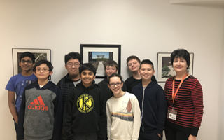 Mathletes Place 5th at Pace University Competition