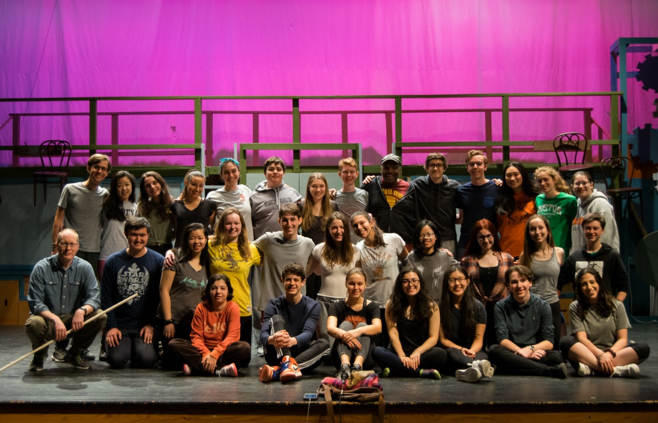 Briarcliff High School presents Chitty Chitty Bang Bang on March 1, 2, 3