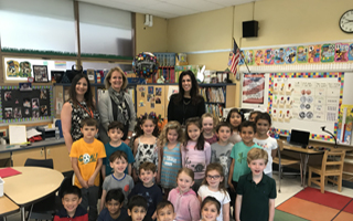 Todd Kindergarten Teacher Alyson Tully Receives Tenure