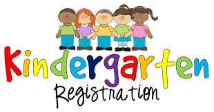 Kindergarten Registration is now open.