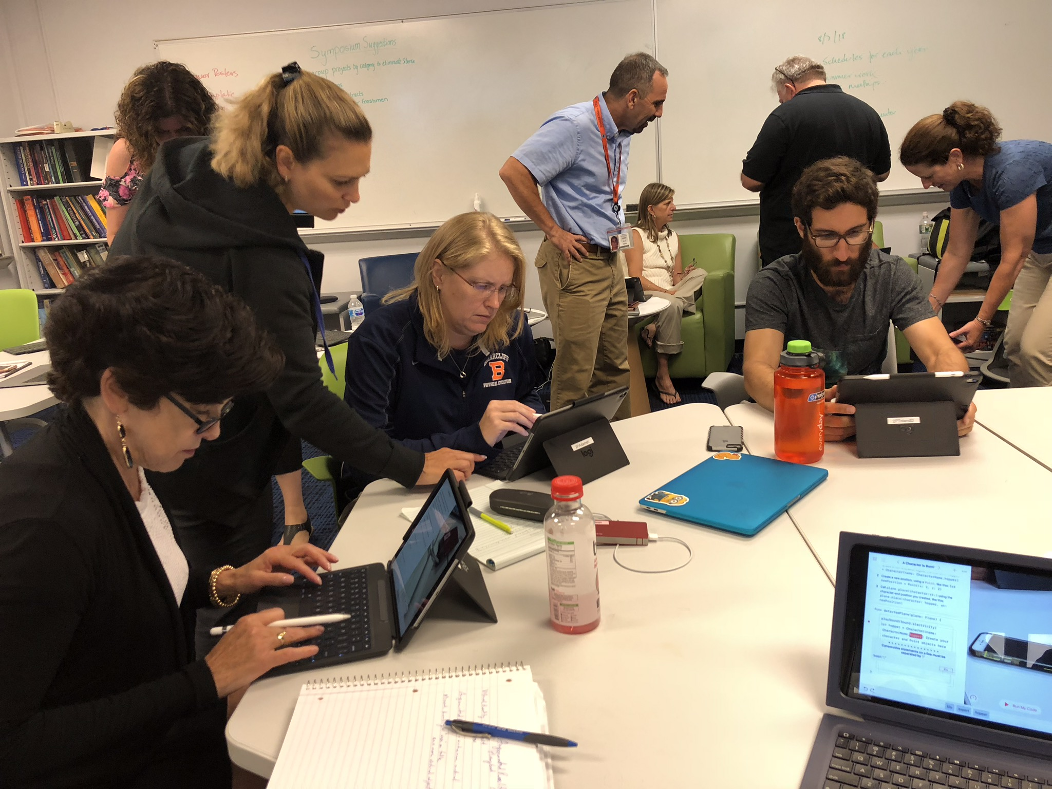Briarcliff teachers are learning to code, too - Colleen Wilson - lohud. Article